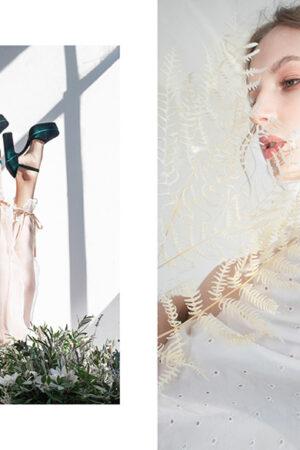 The Forest Sister, nuevas formas de vestir de novia ecléctica, soñadora y con mucho más carácter.