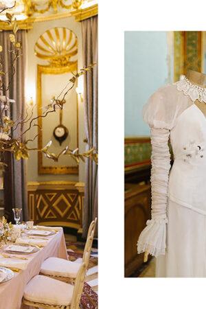 Love & Winter: todos los proveedores de esta palaciega cita para bodas de invierno.