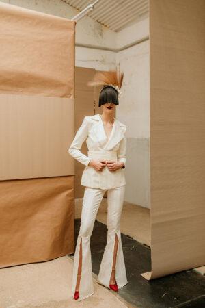 Gema Siveroni diseña una colección de vestidos de novia llena de segundas oportunidades.