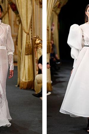 Un repaso a Atelier Couture a través de los vestidos de novias que más me han gustado.