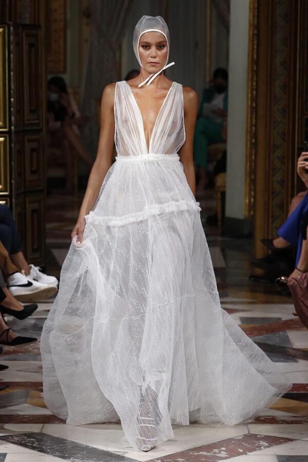 Vestido de novia de Brea – Tendencias de Bodas Magazine & Blog