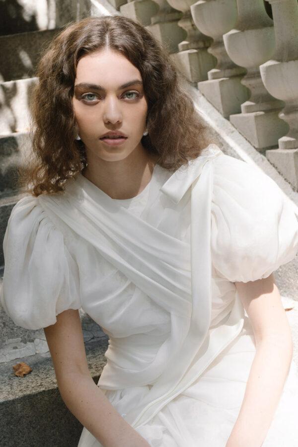 Vestido de novia de Castellar Granados – Tendencias de Bodas Magazine & Blog