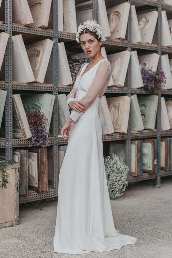 Vestido de novia de Cherubina – Tendencias de Bodas Magazine & Blog