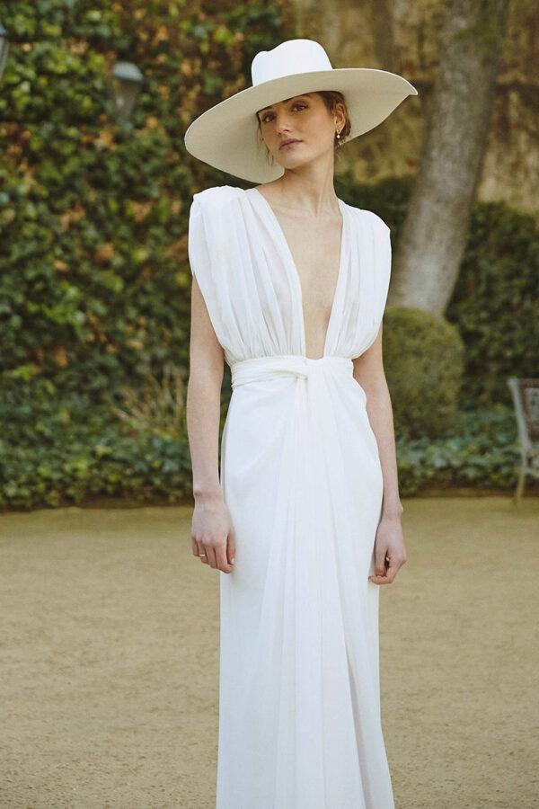 Vestido de novia de Colour Nude – Tendencias de Bodas Magazine & Blog