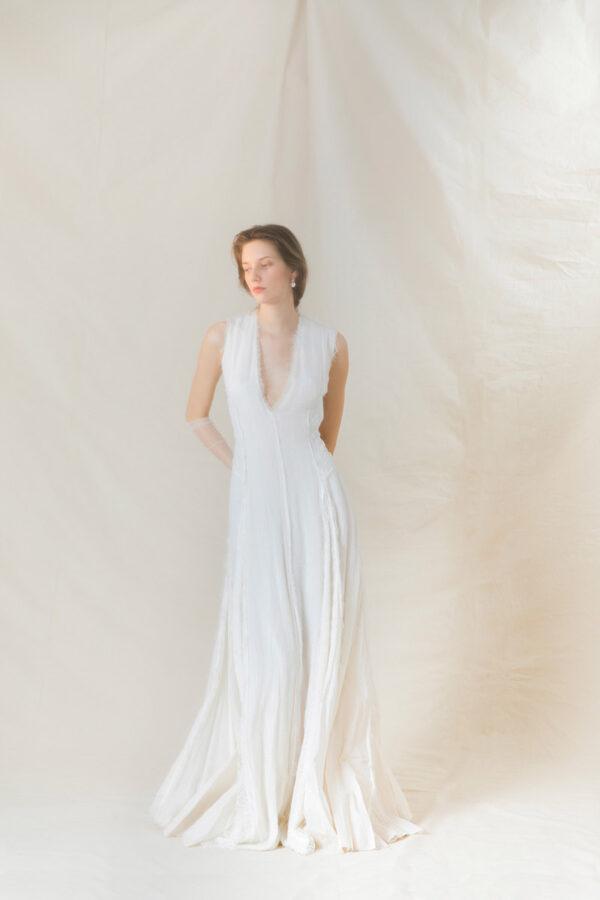 Vestido de novia de Cortana – Tendencias de Bodas Magazine & Blog