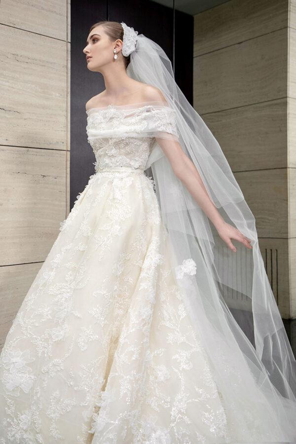 Vestido de novia de Elie Saab – Tendencias de Bodas Magazine & Blog