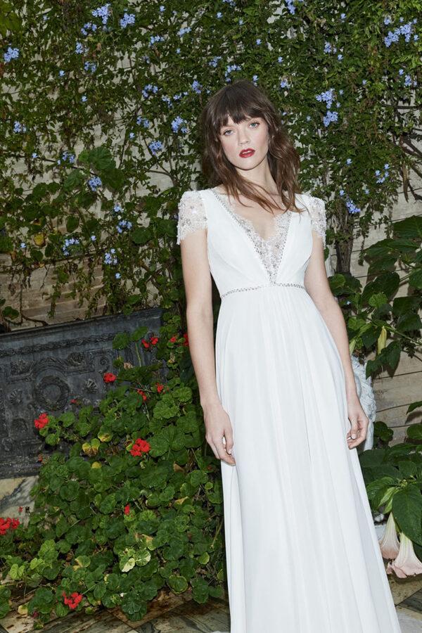 Vestido de novia de Jenny Packham – Tendencias de Bodas Magazine & Blog