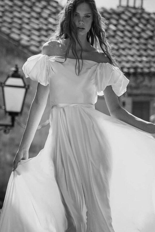 Vestido de novia de Ramón Herrerias – Tendencias de Bodas Magazine & Blog