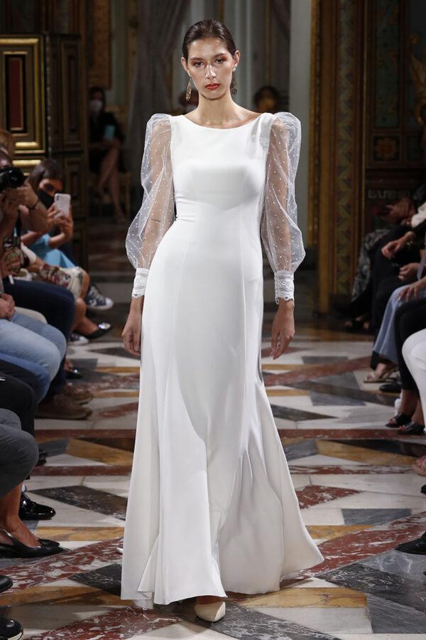 Vestido de novia de Silvia Fernández – Tendencias de Bodas Magazine & Blog