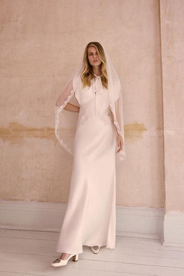 Vestido de novia de Temperley London – Tendencias de Bodas Magazine & Blog