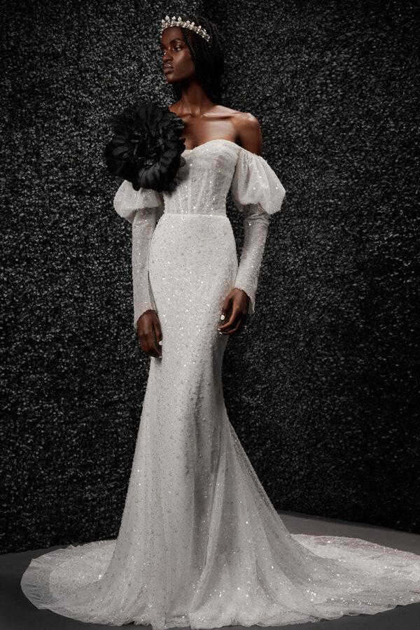 Vestido de novia de Vera Wang bride – Tendencias de Bodas Magazine & Blog