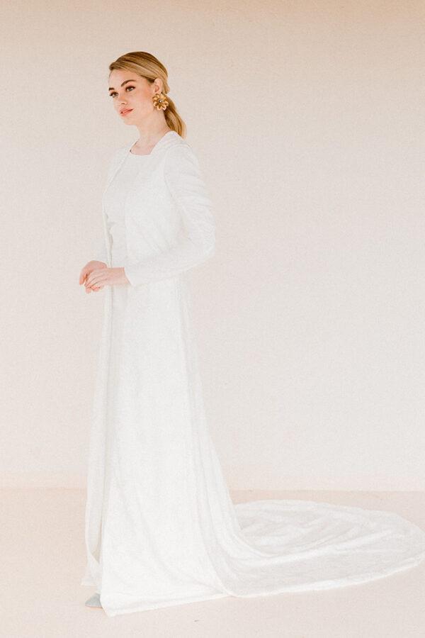 Vestido de novia de Victoria Imaz – Tendencias de Bodas Magazine & Blog