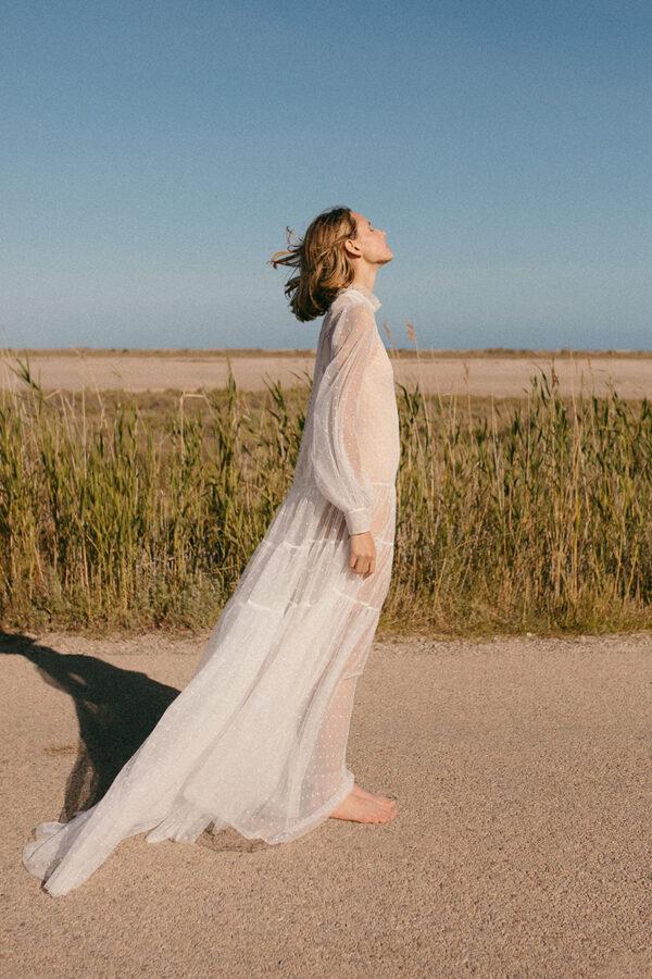 Vestido de novia de Immaclé – Tendencias de Bodas Magazine & Blog
